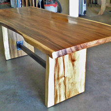 Eclectic Dining Tables by Impact Imports