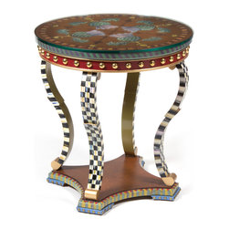 """Highland Thistle Table 