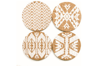 Eclectic Coasters by The Curiosity Shoppe