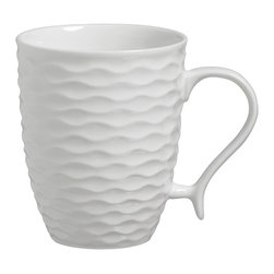 Luigi Bormioli - Luigi Bormioli Gusto Mugs - Set of 4 Multicolor - HD30466 - Shop for Mugs from Hayneedle.com! Constructed with highly durable porcelain that comes in an attractive white these Luigi Bormioli Gusto Mugs - Set of 4 are a perfect addition to your kitchen s glass and dinnerware collection. Featuring a color that pairs well with anything in your kitchen the mugs stand over just eight inches tall and hold more than 12 ounces of your favorite dinnertime or anytime beverage. The four glasses are all oven microwave and dishwasher safe while their low pore construction makes them easy to clean resistant to straining and hygienic.About Luigi BormioliFounded in 1946 by Mr. Luigi Bormioli himself the Bormioli family continues Luigi s mission of commitment to great design traditional Italian craftsmanship and new innovative glassmaking technology to produce the world s most beautiful and durable glassware. Producers of wine glasses tumblers decanters and everything in between Luigi Bormioli is located in Parma Italy halfway between Bologna and Milan and is influenced by the region s reputation for art music and higher learning. Bormioli s glassmaking construction rivals fine crystal in its appearance but is 100-percent lead-free affordable and widely available.
