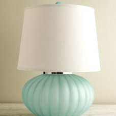 Contemporary Table Lamps by Garnet Hill