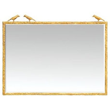 Contemporary Mirrors Joelle Rectangular Mirror