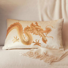Asian Decorative Pillows by Gump's