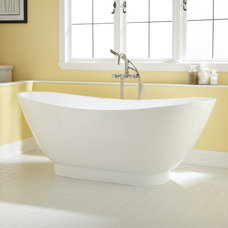 Contemporary Bathtubs by Signature Hardware