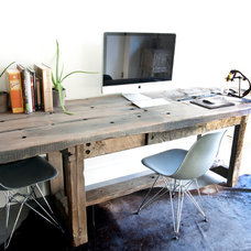 contemporary desks by Ben Hanisch