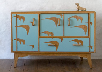 contemporary buffets and sideboards by LUCY TURNER
