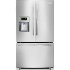 Shop Frigidaire Professional 22.6-cu ft French Door Counter-Depth Refrigerator w