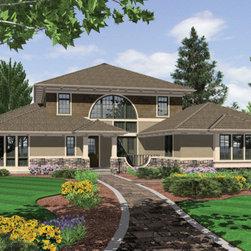 House Plan 48-562 -