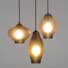 Contemporary Pendant Lighting by tokennyc.com