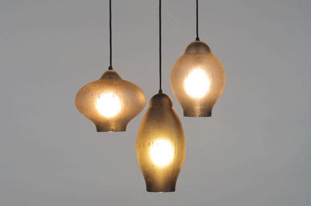 Contemporary Pendant Lighting by tokennyc.com