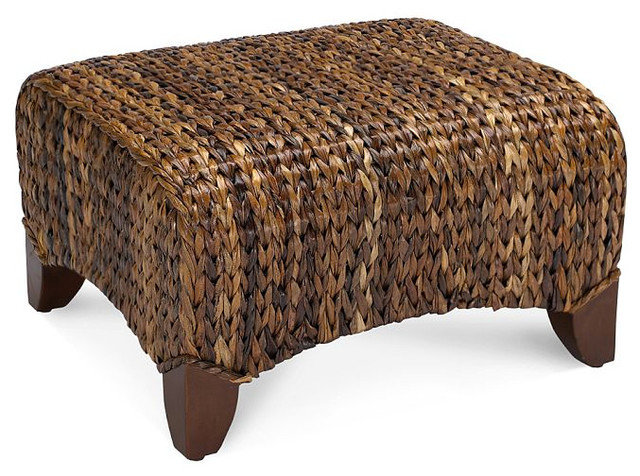 Contemporary Footstools And Ottomans by Pottery Barn