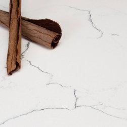 Quantum Quartz Carrara and Binaco Venato - Quantum Quartz Engineered Stone