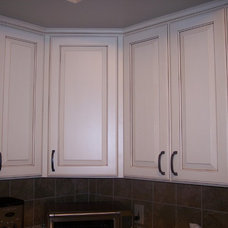 Traditional Kitchen Cabinetry by Cabinet-S-Top
