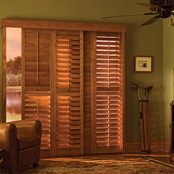 Graber WOOD SHUTTERS - GRABER WOOD SHUTTERS - Windows Dressed Up is a Graber Dealer located in NW Denver, 38th at Tennyson. OUT OF STATE? Please visit our online store for custom drapes, curtains and roman shades. www.ddccustomwindowfashions.com .