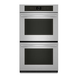 "Jenn-Air® 30"" Double Wall Oven with MultiMode® Convection - This double wall oven offers the MultiMode® Convection system, for beautifully even  baking and roasting on every rack, with evenly browned results. It also offers the convenience of Auto Convection Conversion."
