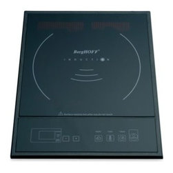 Berghoff - BergHOFF 1600 Watt Touchscreen Induction Cooktop - Induction cook tops are more energy efficient than other cooking methods as they provide instant temperature control, much like a gas range. Unlike traditional cooktops, however, induction units will not heat the entire kitchen and cool down instantly.