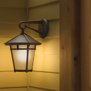 Outdoor Decrative Lighting - The Melbern Collection of outdoor lighting by Kichler