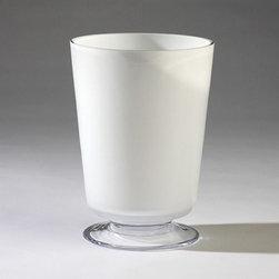 Global Views - Global Views BB-6.60004 Clean Line Transitional Vase - Medium - Global Views BB-6.60004 Clean Line Transitional Vase - Medium