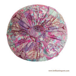 Brilliant Imports : The Bali Collection ~ Pillows & Cushions - DETAILS: