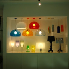 Contemporary Lighting by CCS Architecture and Interior Design