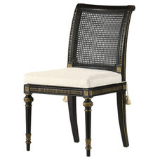 Traditional Dining Chairs by Baker Furniture