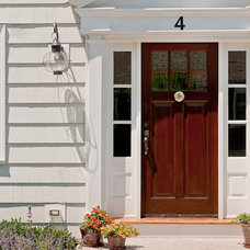 Traditional Exterior by amydutton Home