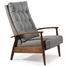 Midcentury Accent Chairs by Thayer Coggin