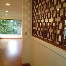 Modern Screens And Room Dividers by crestviewdoors