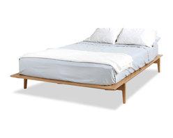 Hedge House Furniture - Platform Bed - Queen Platform Bed