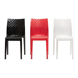 Ami Ami Chair, Set of 2, Red