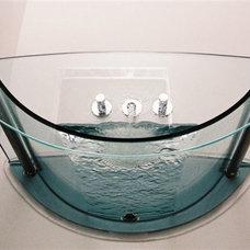 Contemporary Bathroom Sinks by prizmastudio