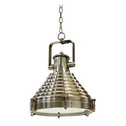 #N/A - Astoria Hanging Lamp - Astoria Hanging Lamp. Style: Modern, Width: 14.5, Depth: 14.5, Height: 12.25