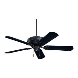 "Emerson - Emerson CF670BQ Indoor/Outdoor 52"" Ceiling Fan - Emerson CF670BQ Indoor/Outdoor 52"" Ceiling Fan"