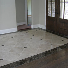 Traditional Entry by Exact Tile