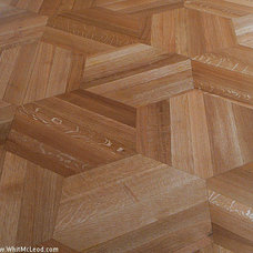 Contemporary Hardwood Flooring by Whit McLeod