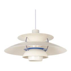 Atney Pendant Lamp in White - Atney Pendant Lamp in White
