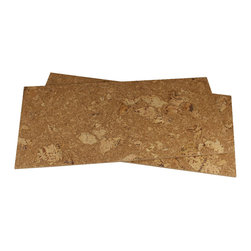 "Forna - 1/4"" Wood Ridge  Cork  Tiles 22 Sq.ft Per Package - - 6mm, 1/4"" Wood Ridge Glue-down Cork Flooring Tiles 22 Sq.ft Per Package - Enjoy Your Bathroom Just a Little Bit More. Install Cork Glue-down Tiles and Be Happy. 100% Water-proof Cork Flooring."