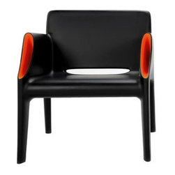 Kartell - Kartell | Magic Hole Armchair - Design by Philippe Starck with Eugeni Quitllet.