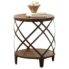Rustic Side Tables And End Tables by eFurniture Mart