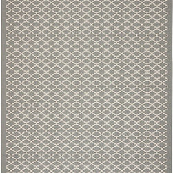 Ballard Designs - Safi Indoor/Outdoor Rug - Perfect for patios or kitchen. Sizes are approximate. Imported from Turkey. Inspired by Moroccan tile work, our Safi rug offers color, pattern and texture in an easy-care construction that's suitable for a covered outdoor area or your busiest spaces indoors. Machine made of durable polypropylene in a soft, sisal-look weave. Resists fading and mildew. To clean, just wash with mild soap or rinse with a hose. Use of a rug pad is recommended.Safi Indoor/Outdoor Rug features: . . .
