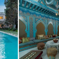 Extravagant Estate With French, Moroccan Influences | Cool Houses Daily