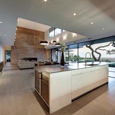 Contemporary Kitchen by Arete European Kitchens