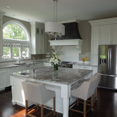 Traditional  by cabinet creations design gallery