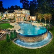 Outstanding pool. I want it.