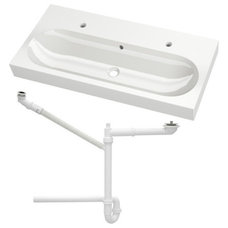 Modern Bathroom Sinks by IKEA
