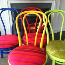Modern Chairs by Marzipan Mummy
