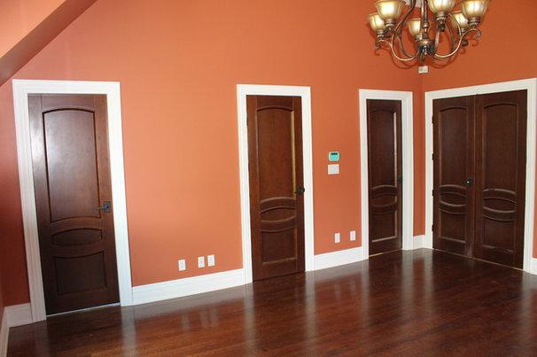 Contemporary Interior Doors by Casa Loma Doors & Art glass