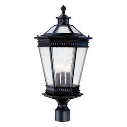 Dolan Design - Dolan Design 9199-68 Vintage Traditional Outdoor Post Lantern Light - Dolan Design 9199-68 Vintage Traditional Outdoor Post Lantern Light