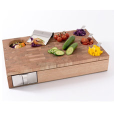 Contemporary Cutting Boards by Curtis Stone