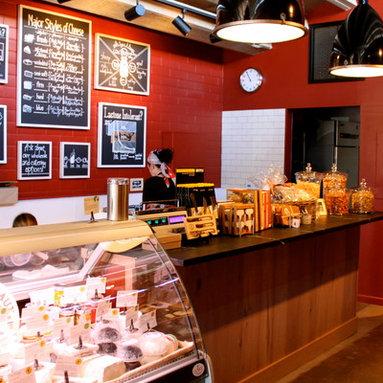 Dorado Soapstone Installed Around Town - Antonelli's Cheese Shop